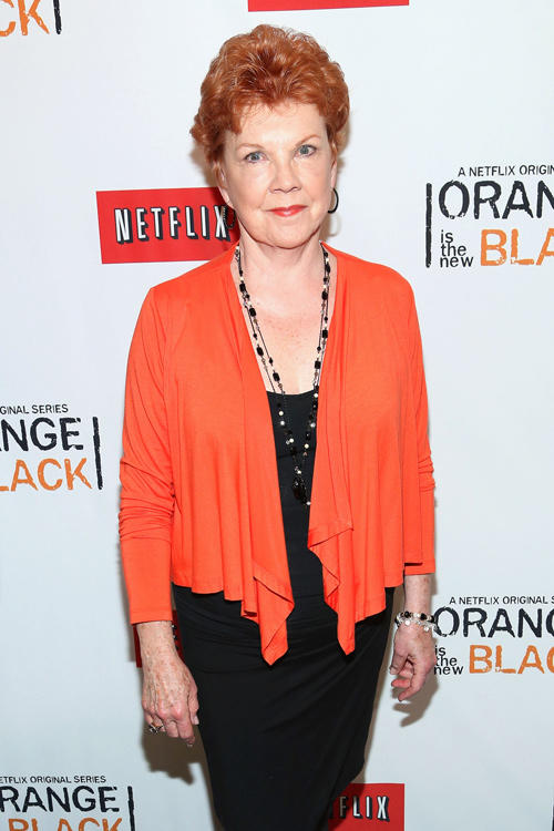 Beth Fowler at the New York premiere of