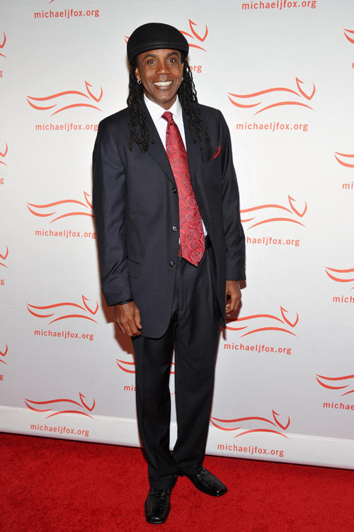 Donald Fullilove at the 2011 A Funny Thing Happened On The Way To Cure Parkinson's event in New York.