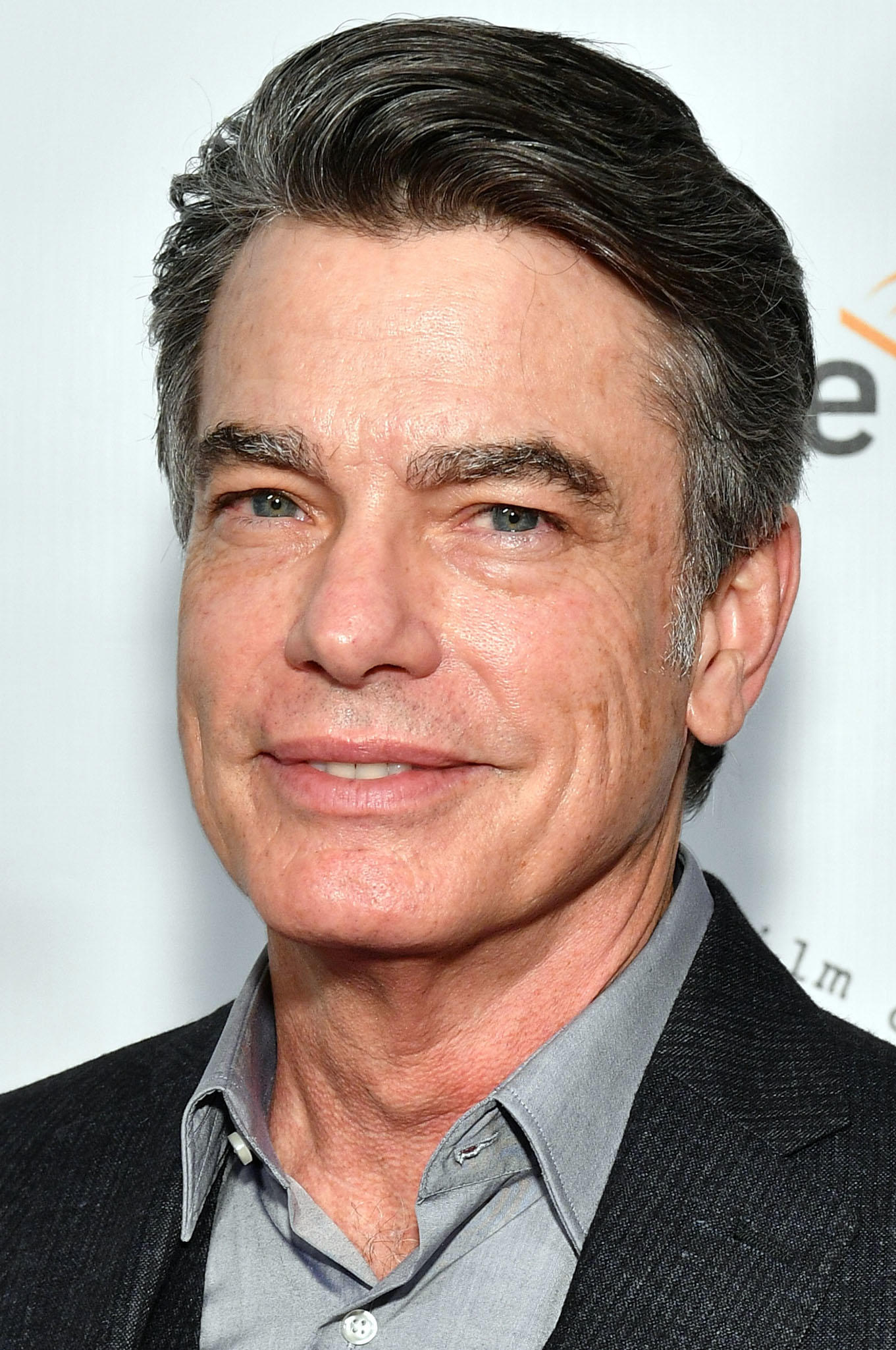 Peter Gallagher at the 2017 New York Stage & Film Winter Gala.