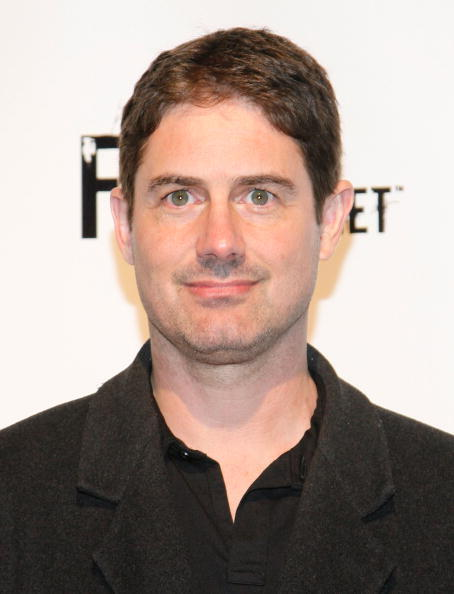 Zach Galligan at the FEARnet's 2nd anniversary party.
