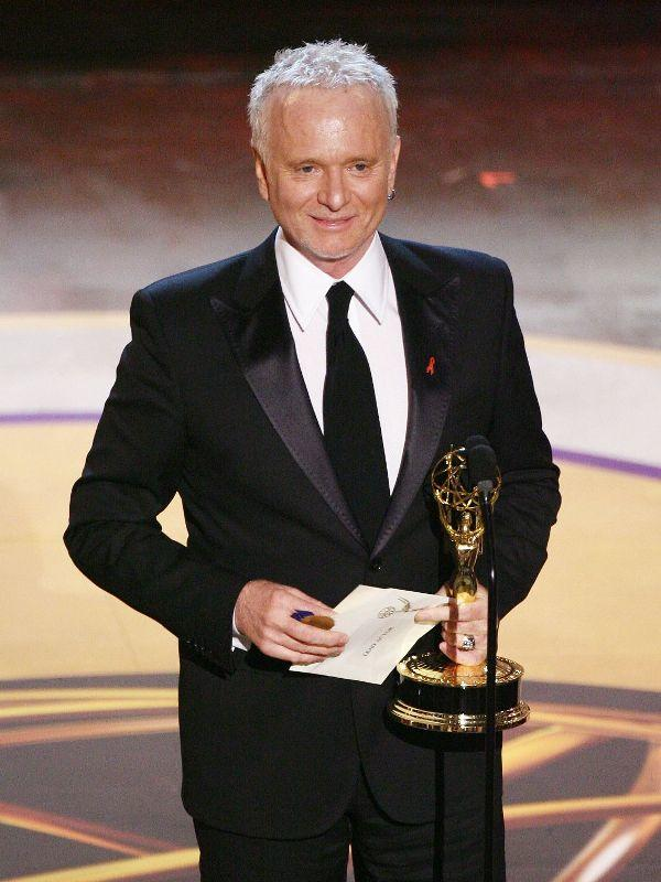 Anthony Geary at the 33rd Annual Daytime Emmy Awards.