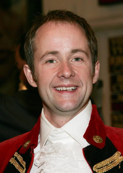Billy Boyd at the