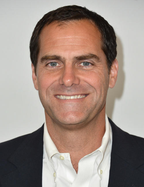 Andy Buckley at the 2012 TCA Summer Press Tour in California.