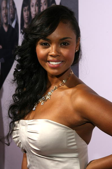 Actress Sharon Leal at the L.A. premiere of