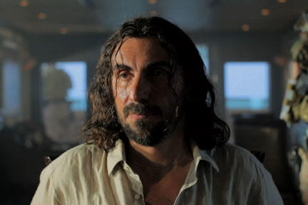 Alex Veadov as Christo in ``Act of Valor.''