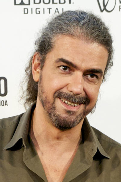 Fernando Leon de Aranoa at the 'Un Dia Perfecto' photocall at Villamagna Hotel.