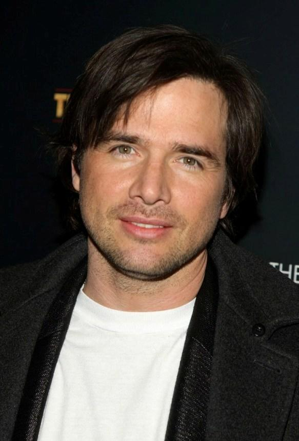 Matthew Settle at the special screening of