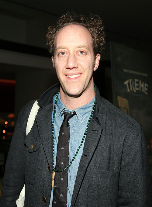 Joey Slotnick at the New York Premiere of