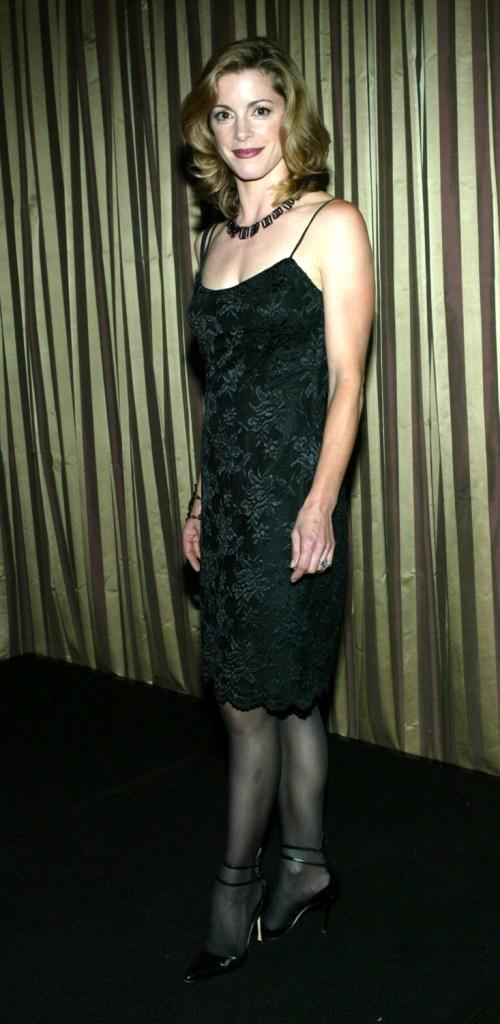 Cynthia Gibb at the Music Center's Distinguished Artist Awards 2003 Gala.