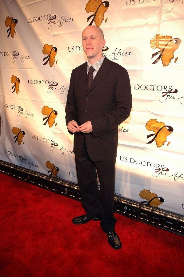 John August at the 1st Annual US Doctors For Africa New York Gala Benefit.