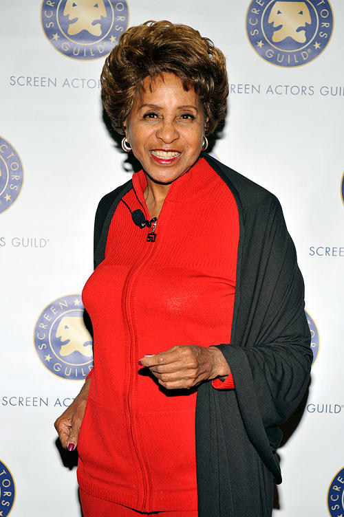 Marla Gibbs at the SAG's National Ethnic Employment Opportunities Committee's