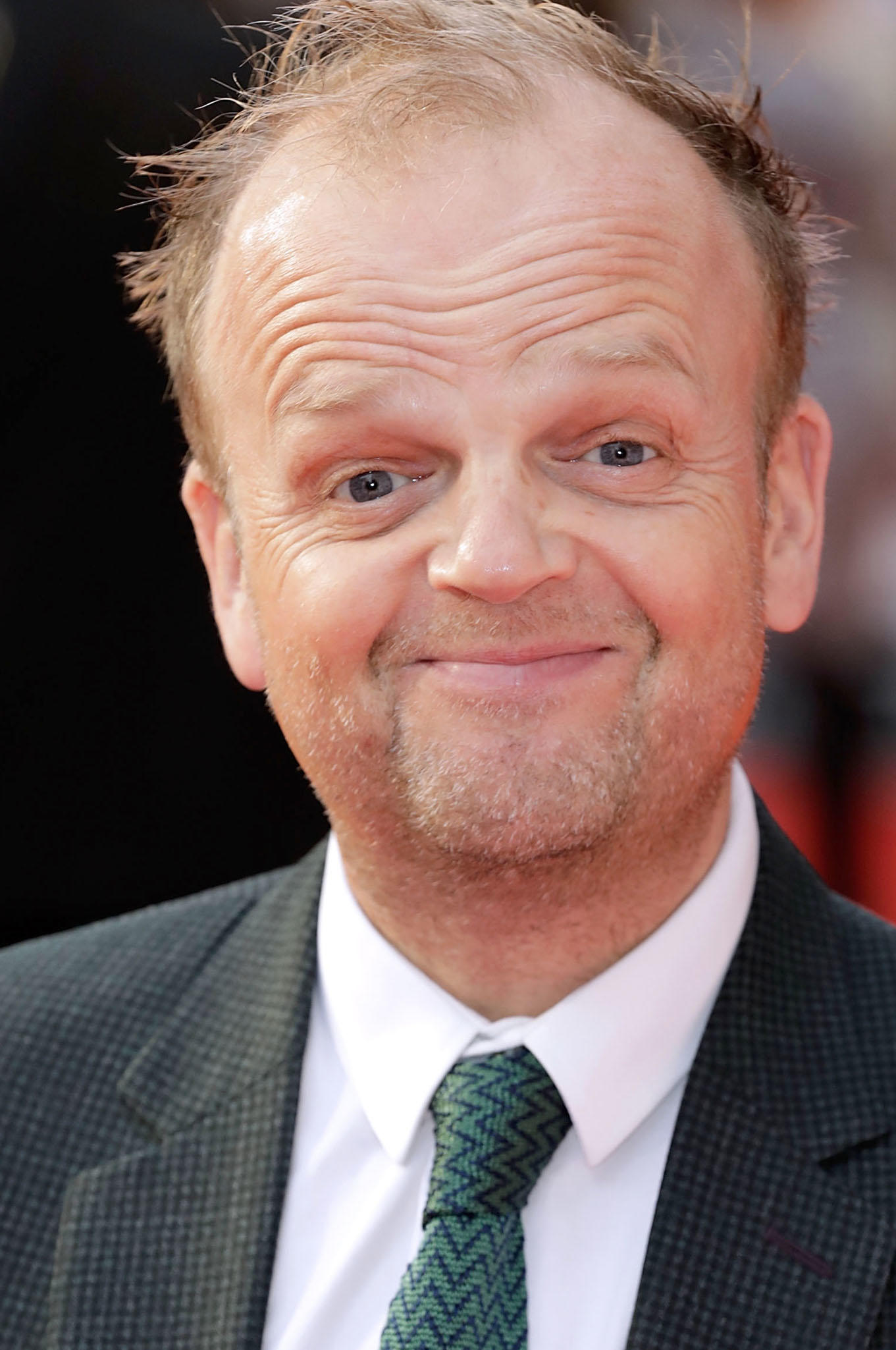 Toby Jones at the European premiere of