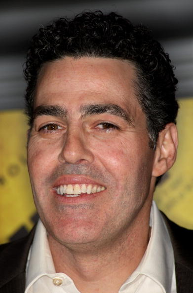 Actor Adam Carolla at the L.A. premiere of