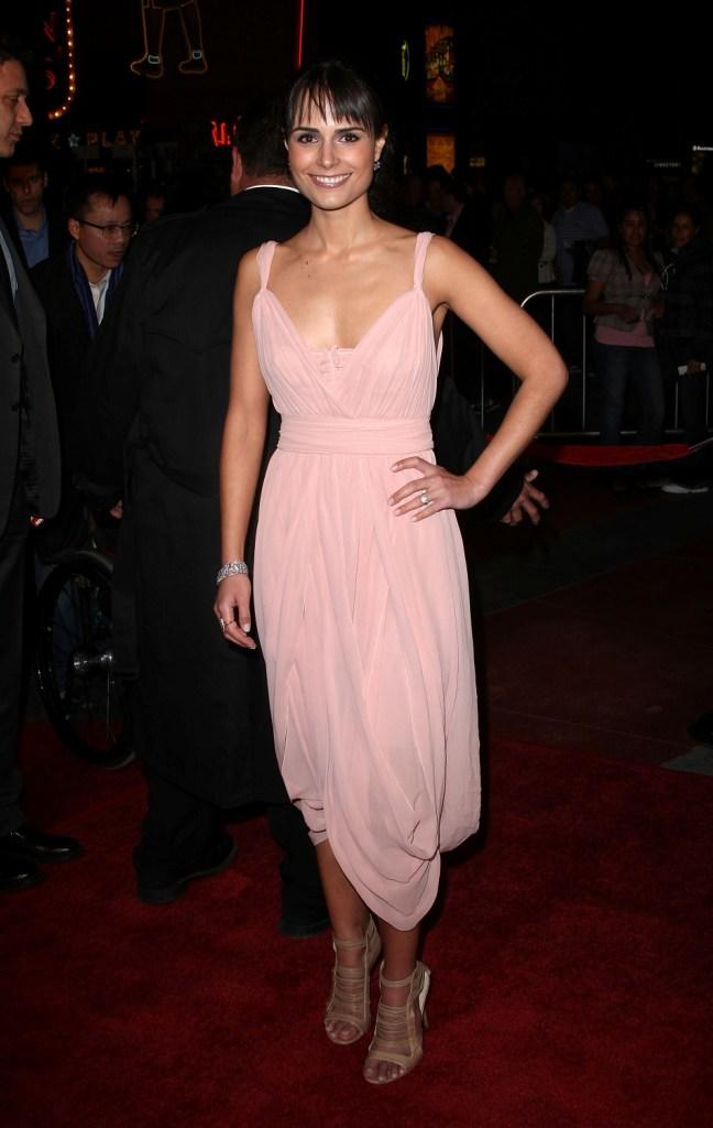 Jordana Brewster at the California premiere of