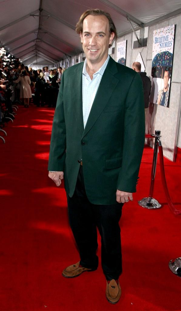 John Farley at the Los Angeles premiere of