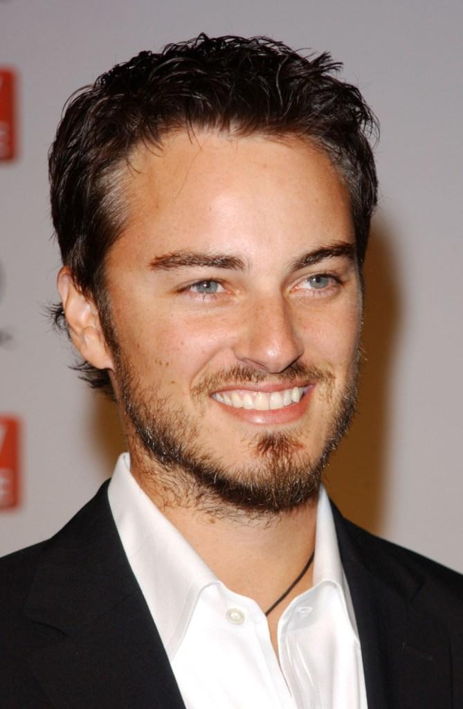 Kerr Smith at the first TV Guide Primetime Emmy Party.