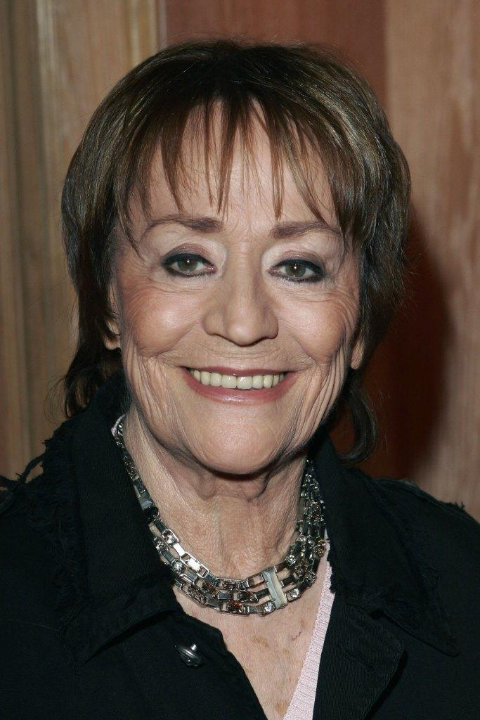 Annie Girardot at the