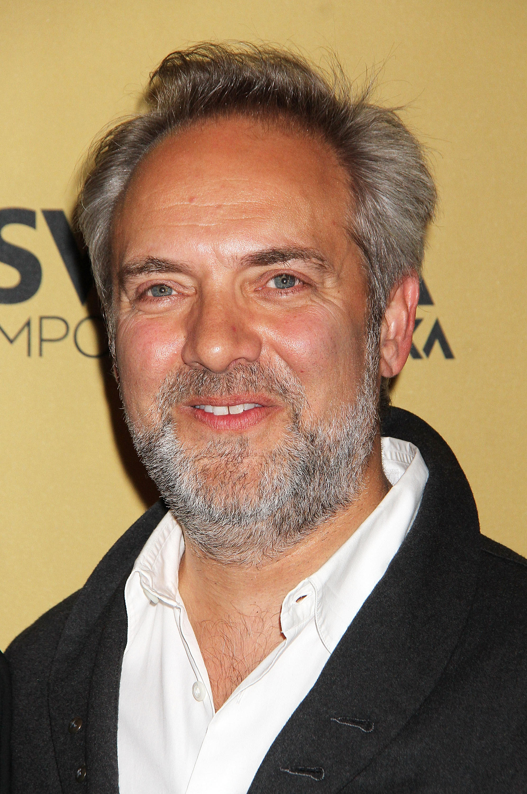 Sam Mendes at the Broadway opening night of 'Cabaret' at Studio 54.