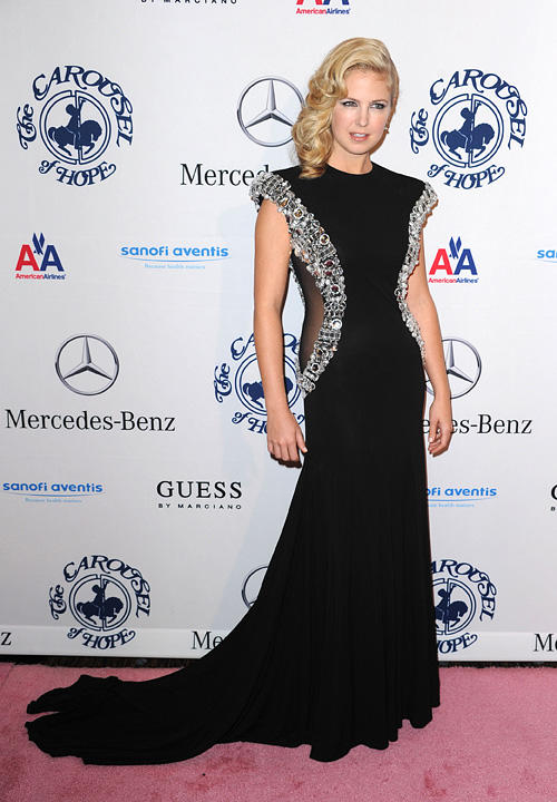 Keri Lynn Pratt at the 32nd Anniversary Carousel Of Hope Gala.