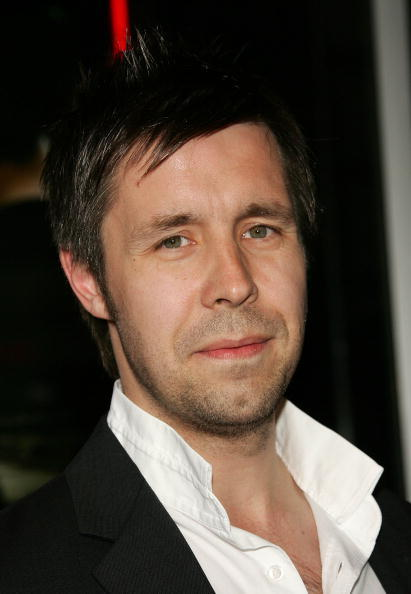 Paddy Considine at the N.Y. premiere of