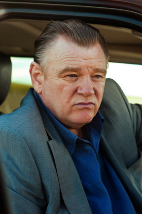 Brendan Gleeson in ``Safe House.''