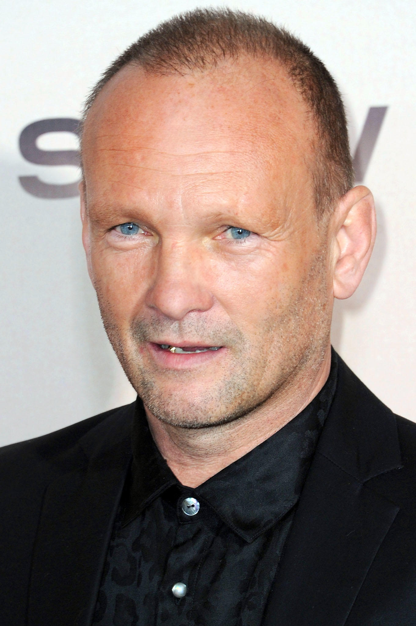 Andrew Howard at the premiere of HBO's