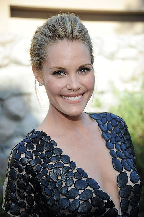 Leslie Bibb at the California premiere of