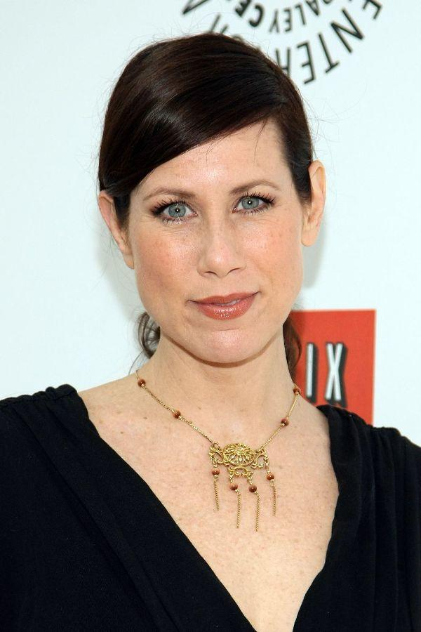 Miriam Shor at the