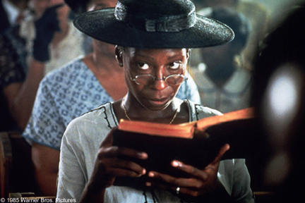Whoopi Goldberg in