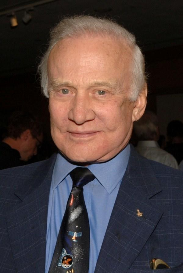 Buzz Aldrin at the 40th Anniversary Screening of