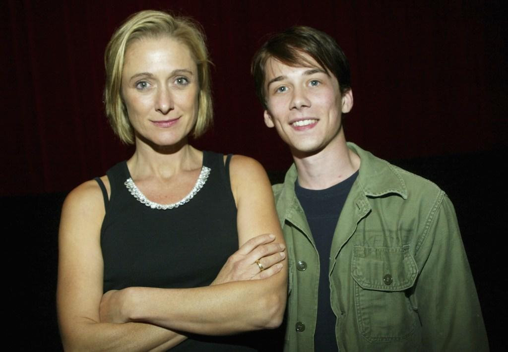 Caroline Goodall and Lou Taylor Pucci at the special screening of