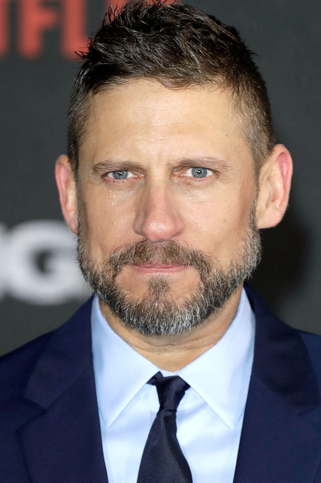 David Ayer at the European premiere of