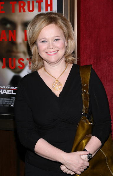 Caroline Rhea at the N.Y. premiere of