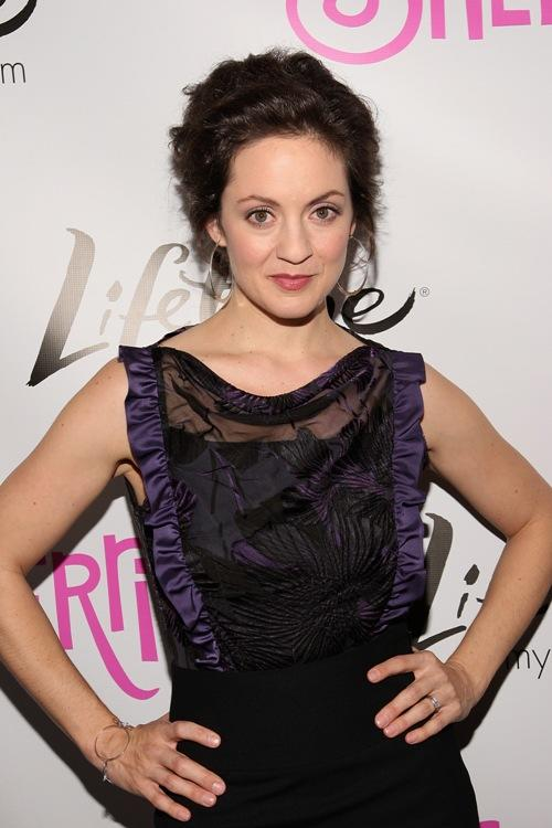 Kali Rocha at the launch party for new sitcom