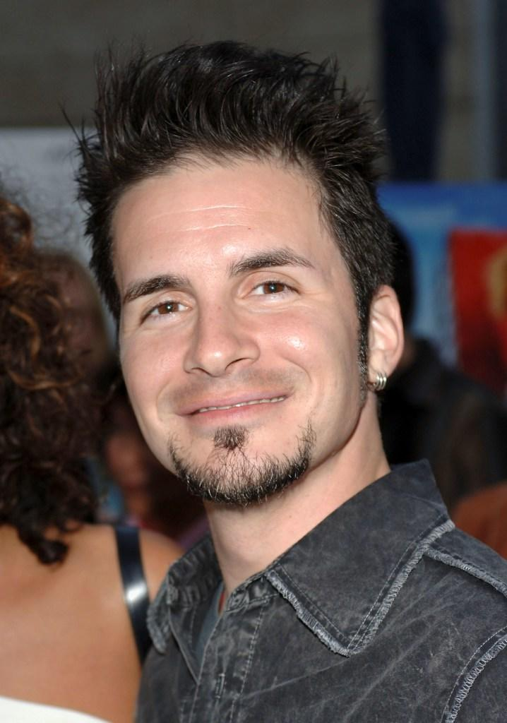 Hal Sparks at the premiere of