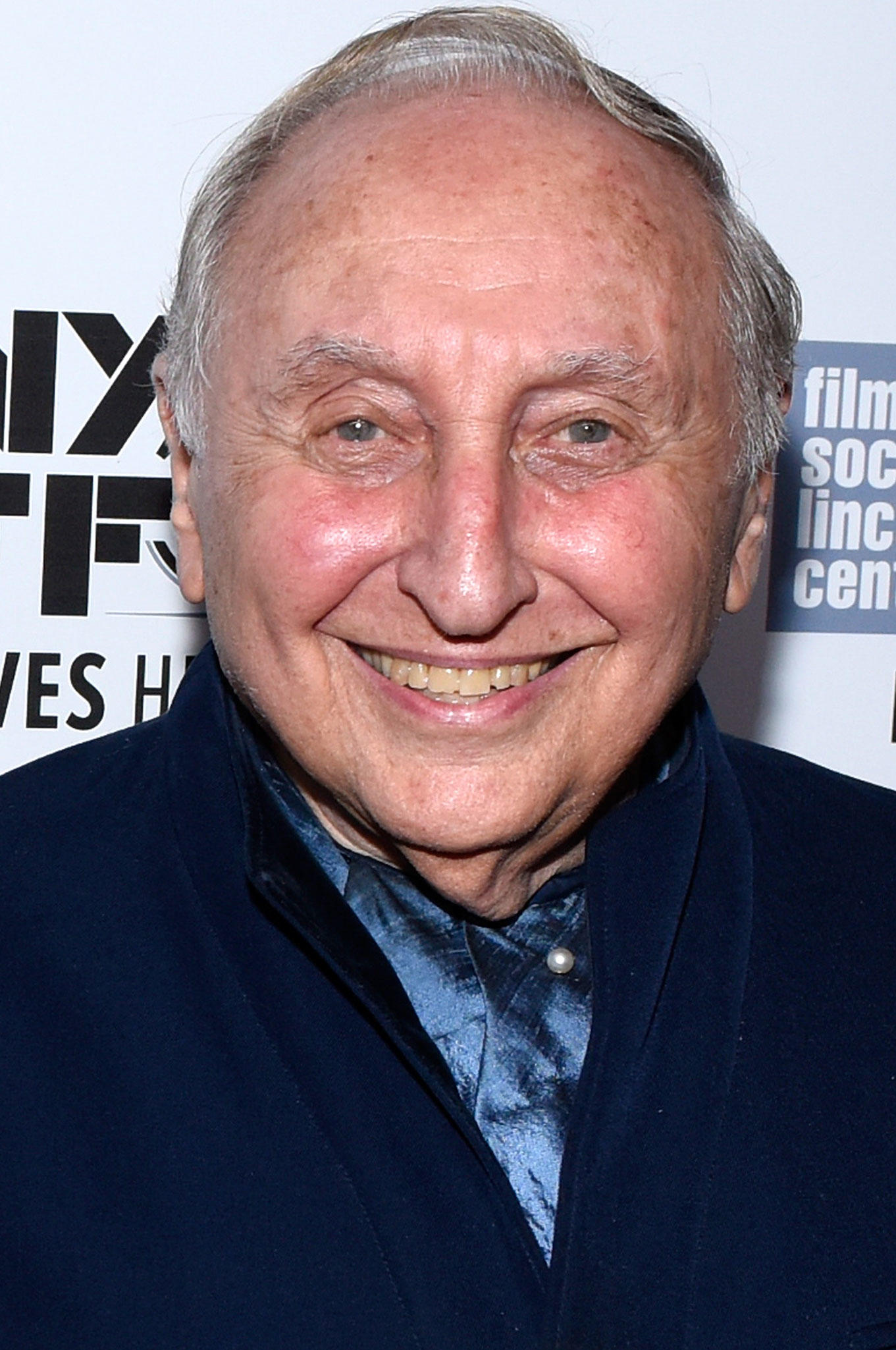 Seymour Bernstein at the NY premiere of