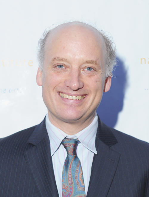 Frank Wood at the 2013 National Dance Institute Gala.