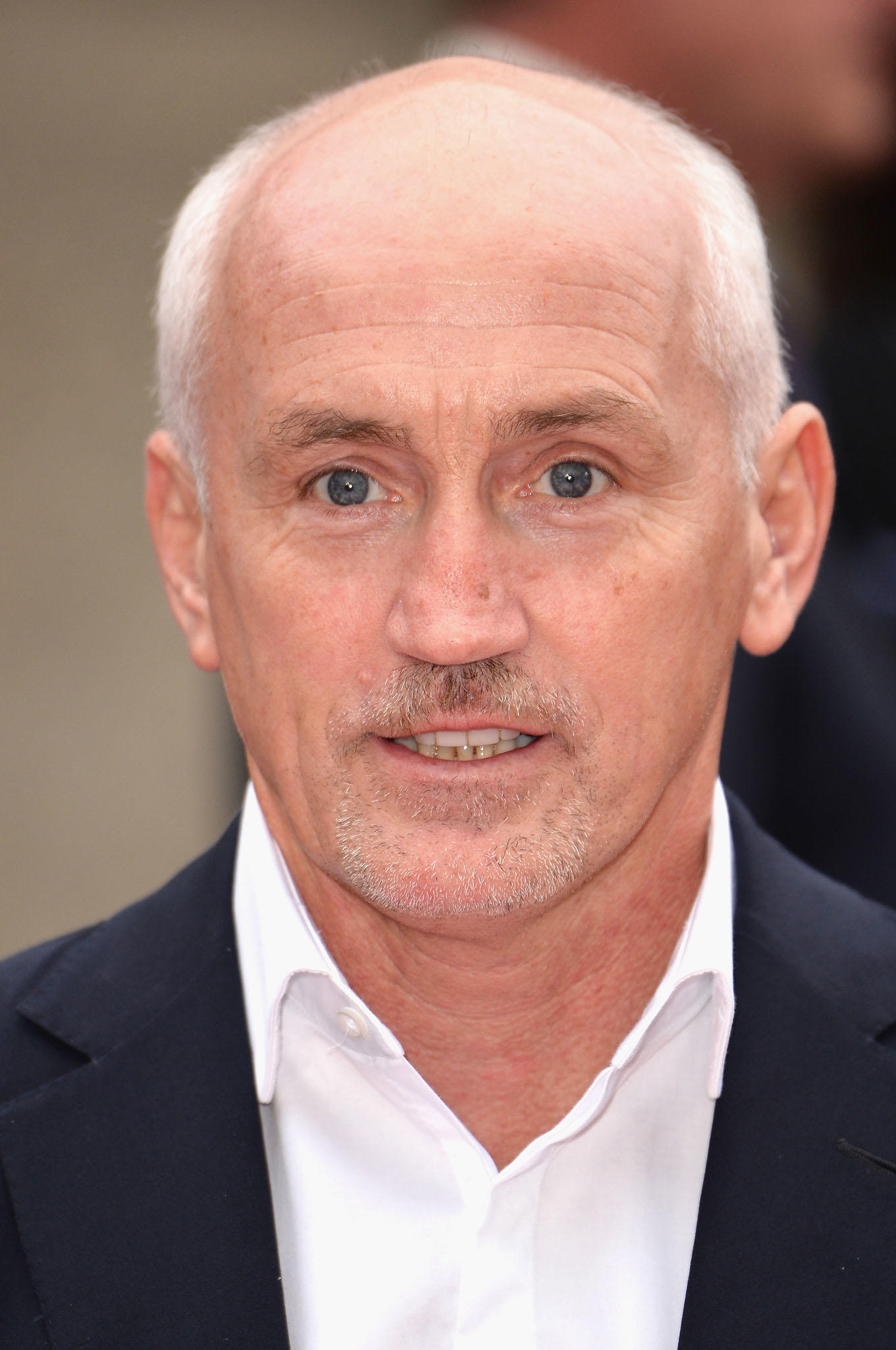 Barry McGuigan at the