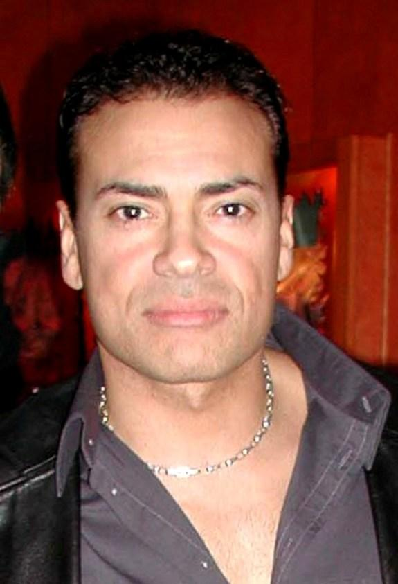 Benny Nieves at the premiere of