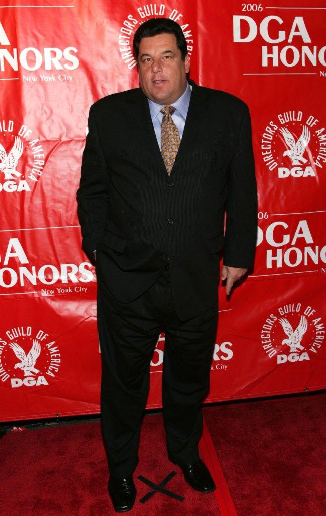 Steven R. Schirripa at the 2006 DGA Honors.