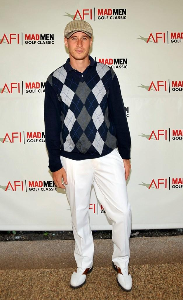 Brendan Fehr at the AFI & American Movie Classics'