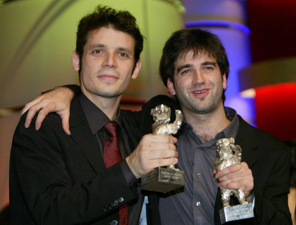 Daniel Burman and Daniel Hendler at the 54th Annual Berlinale International Film Festival.