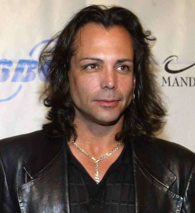 Richard Grieco at the 7th Annual Tiger Woods Tiger Jam.