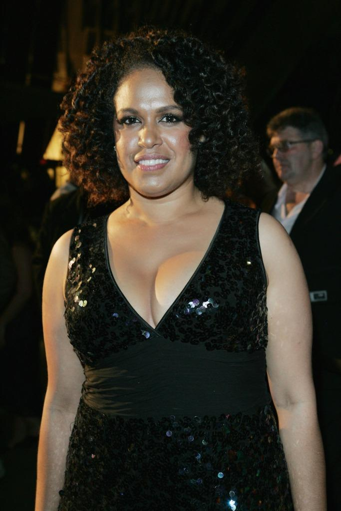 Christine Anu at the 2007 Deadlys Awards.
