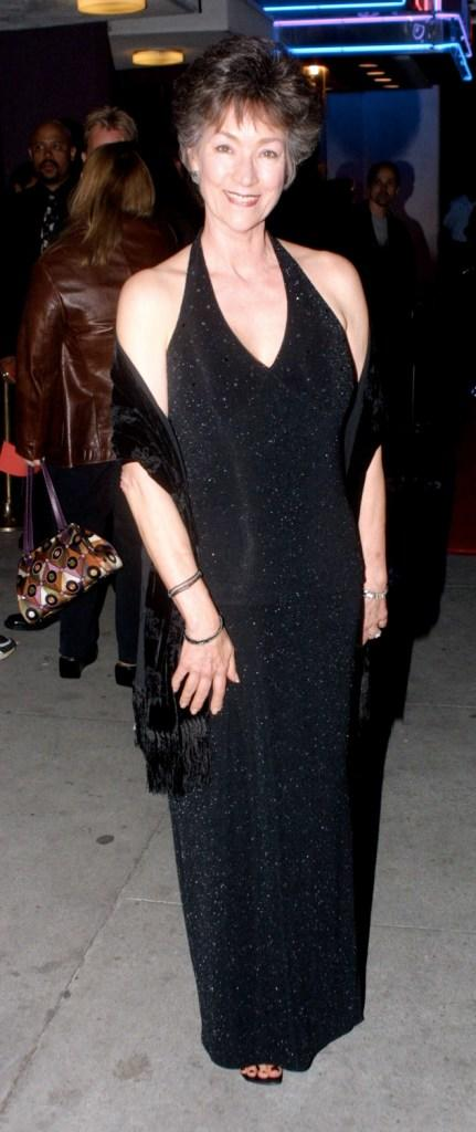 Rosemary Alexander at the premiere of