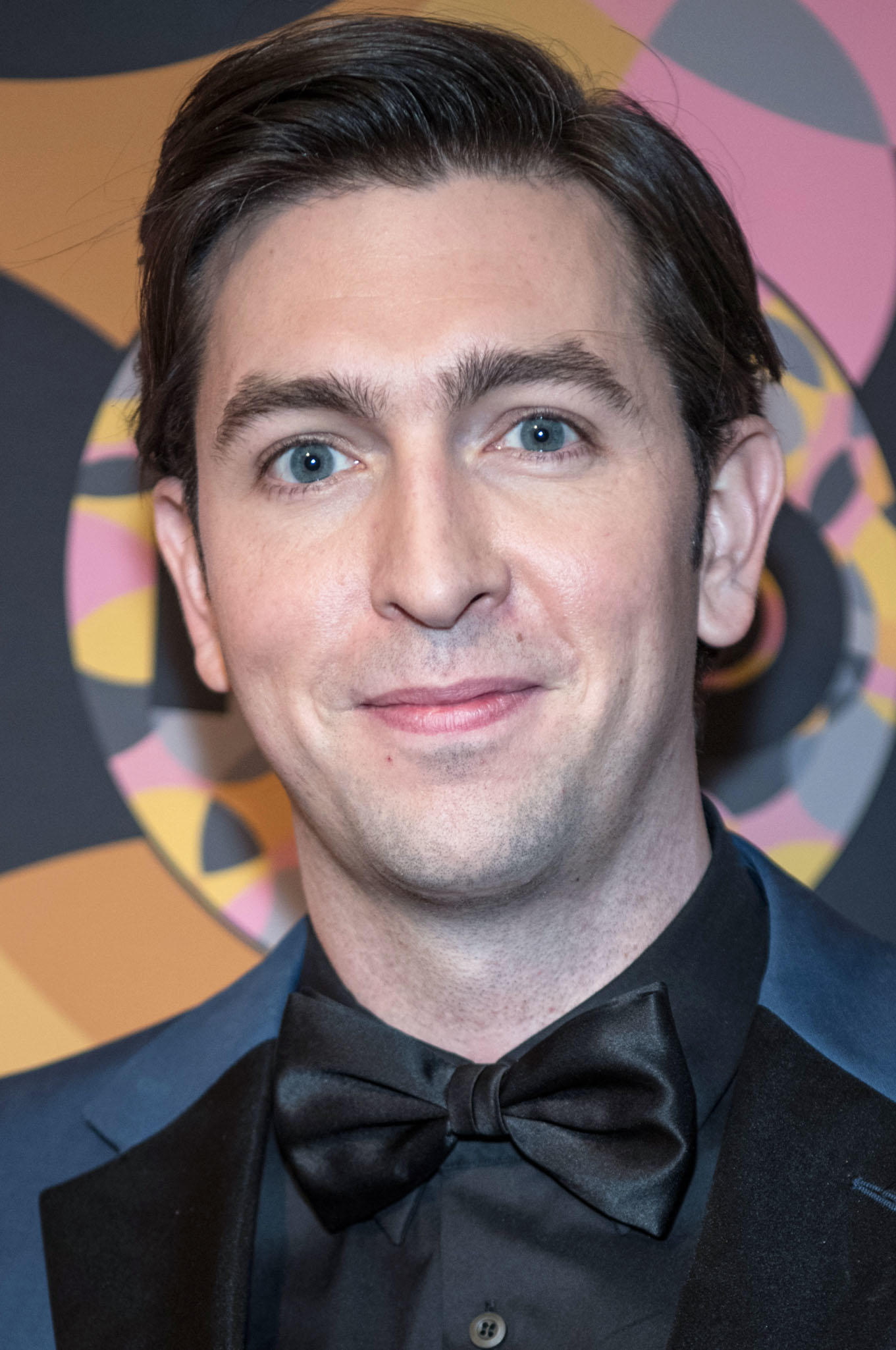 Nicholas Braun at HBO's Official Golden Globes After Party in Los Angeles.