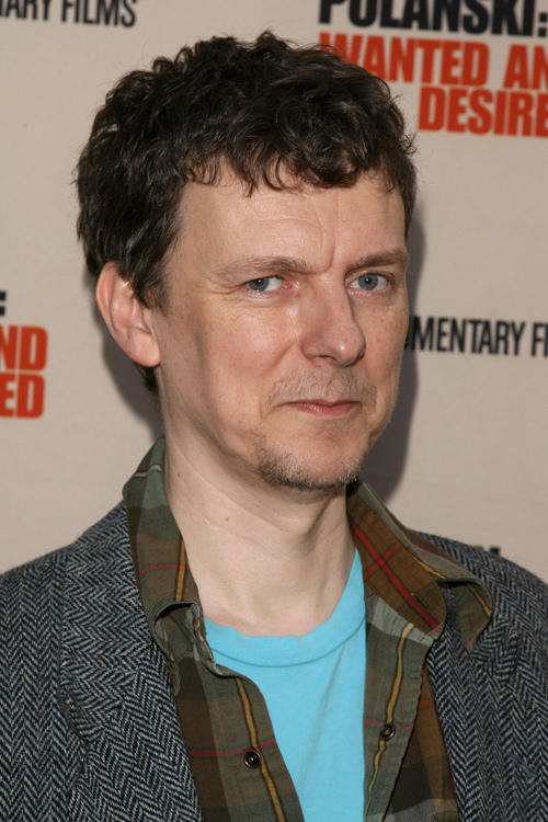 Michel Gondry at the Paris premiere of