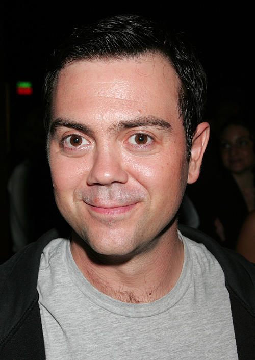 Joe Lo Truglio at the