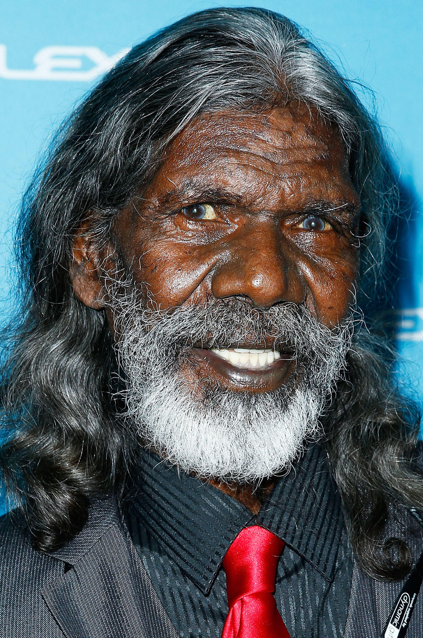 David Gulpilil at the Sydney Film Festival 2016 Opening Night Gala.