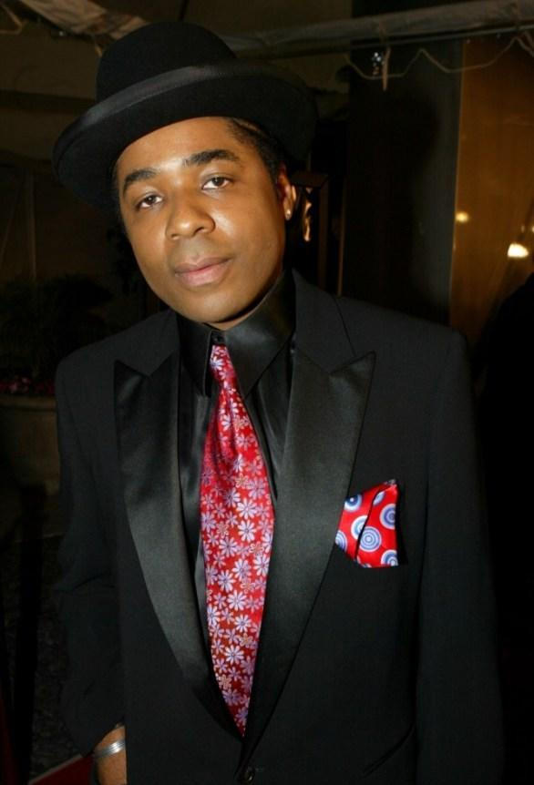 Chris Thomas King at the premiere of